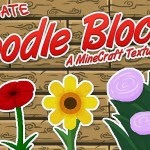 Doodle Minecraft Doodle Blocks Resource Pack 1.7.9/1.7.2
