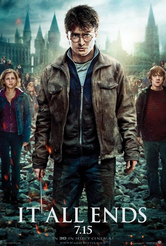 Harry Potter Y Las Reliquias De La Muerte Parte 2 Latino