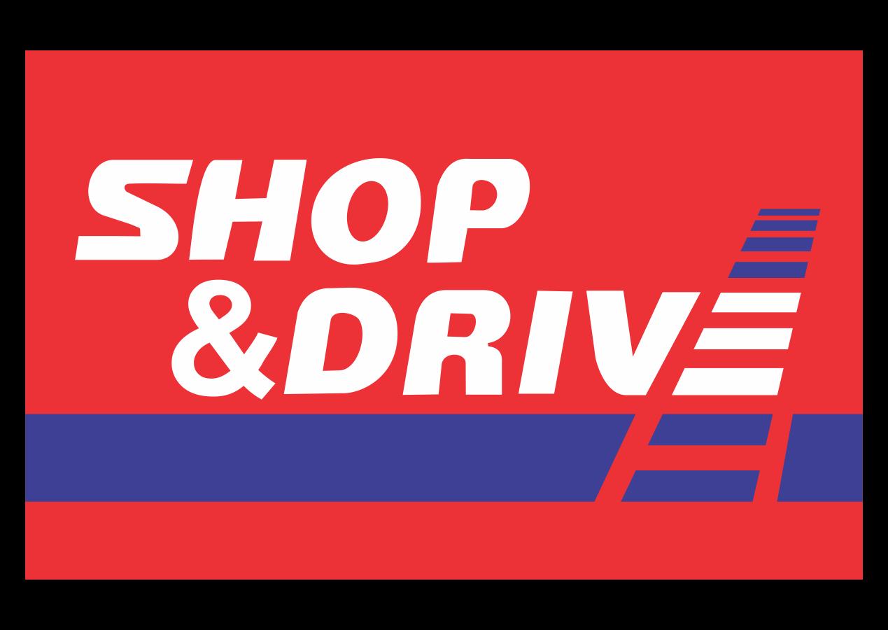 Shop Drive Logo Vector download free