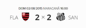Campeonato-Brasileiro-Brasileirao-2015-16-Rodada-Flamengo-Santos