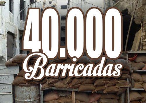 40.000 Barricadas