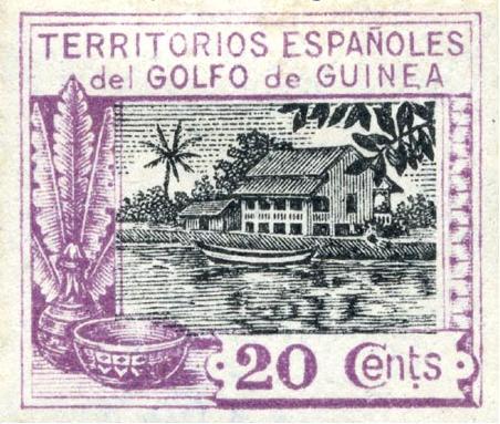 Sello de Guinea Ecuatorial