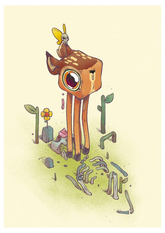 ©T Wei. Ilustración | Illustration