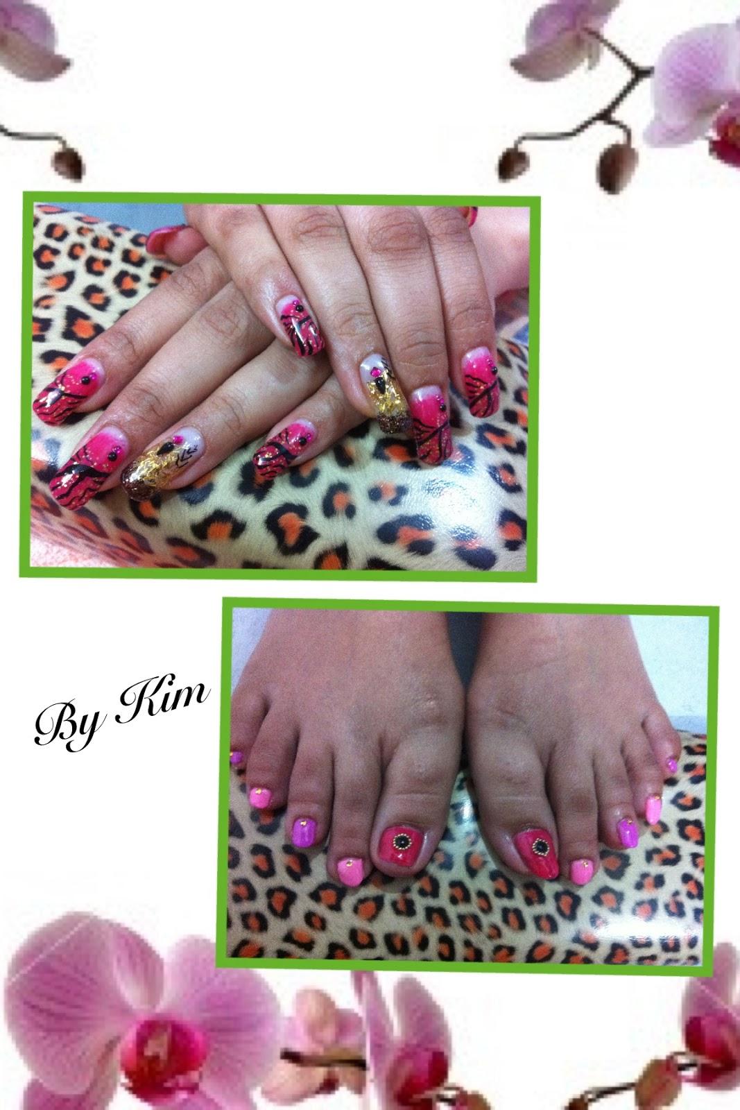 Kim\'s Nail Art Salon