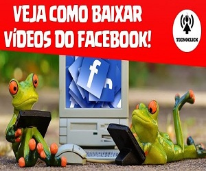 Veja como baixar vídeos do facebook