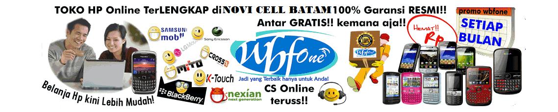 SELAMAT DATANG DI NOVI CELL