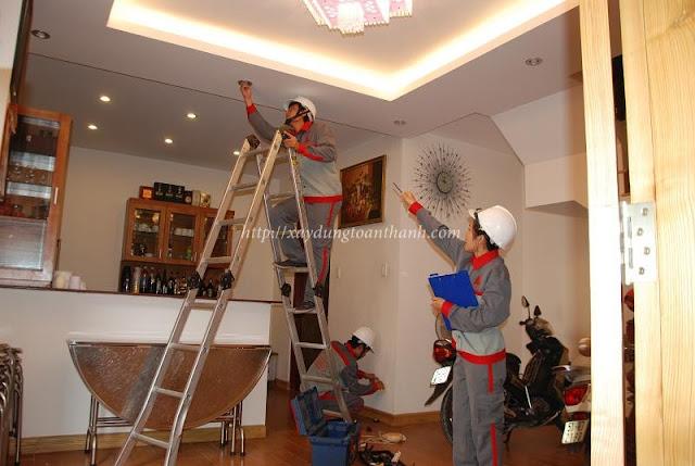 thi công sửa nhà đẹp nhanh gọn rẻ