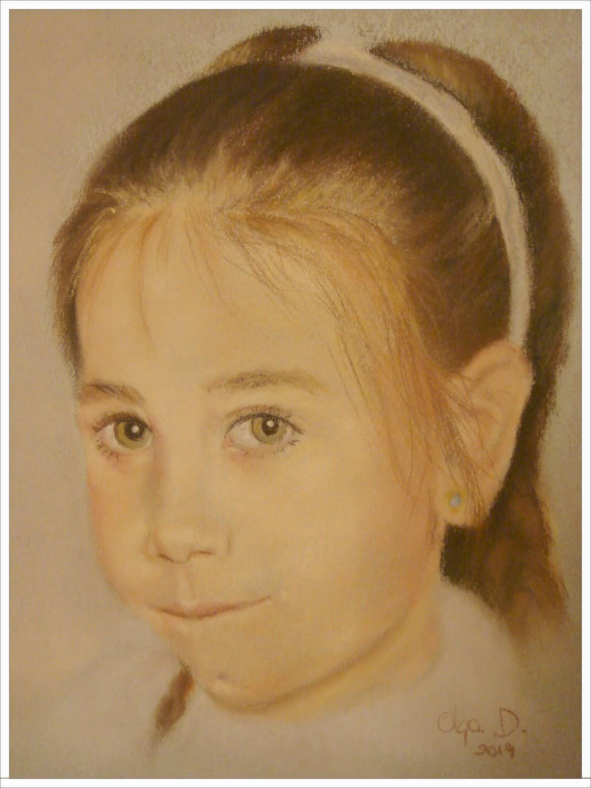 A mis seis años
