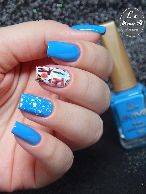 nail art xmas