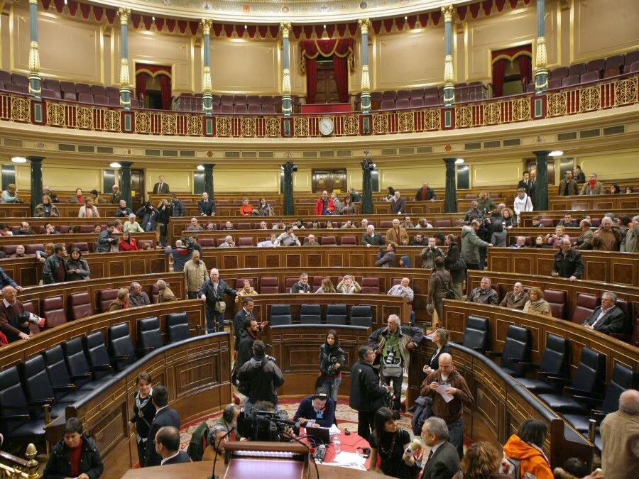 Jornada de Puertas Abiertas Congreso de los Diputados