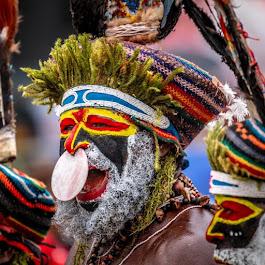 Mt. Hagen Cultural Cultural Show 2019 - Papua New Guinea