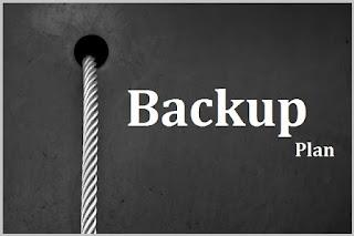 Backup Plan WP Security