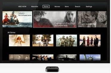υπηρεσία HBO Now κάνει το ντεμπούτο της ως μέρος του συμμετοχής της Apple, που θα αρχίζει τον Απρίλιο.
