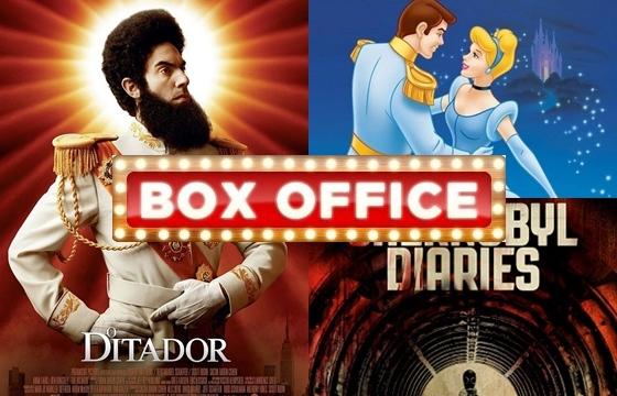 Gli incassi al cinema nel week-end del 29 giugno 2012