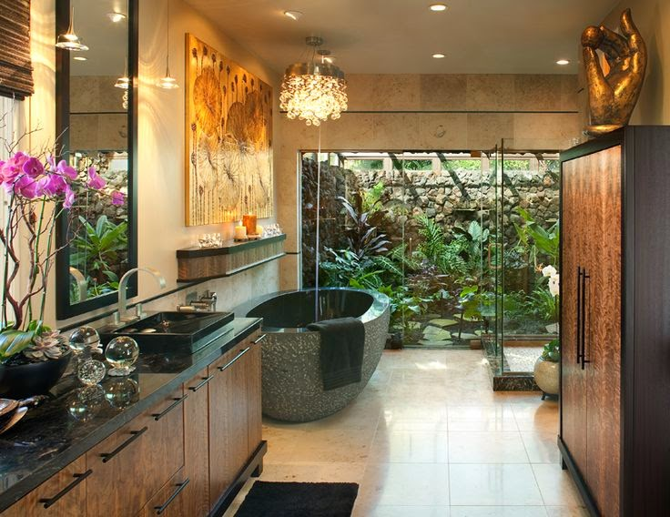 Best Plants That Suit Your Bathroom