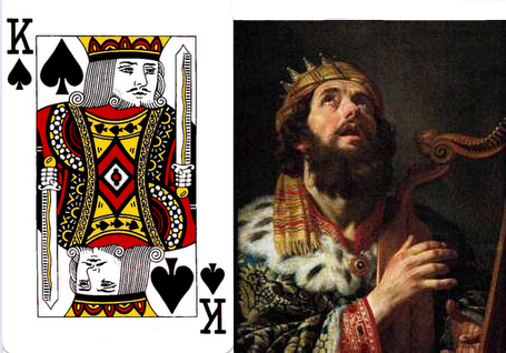 # Raja Sekop = David/Raja Daud