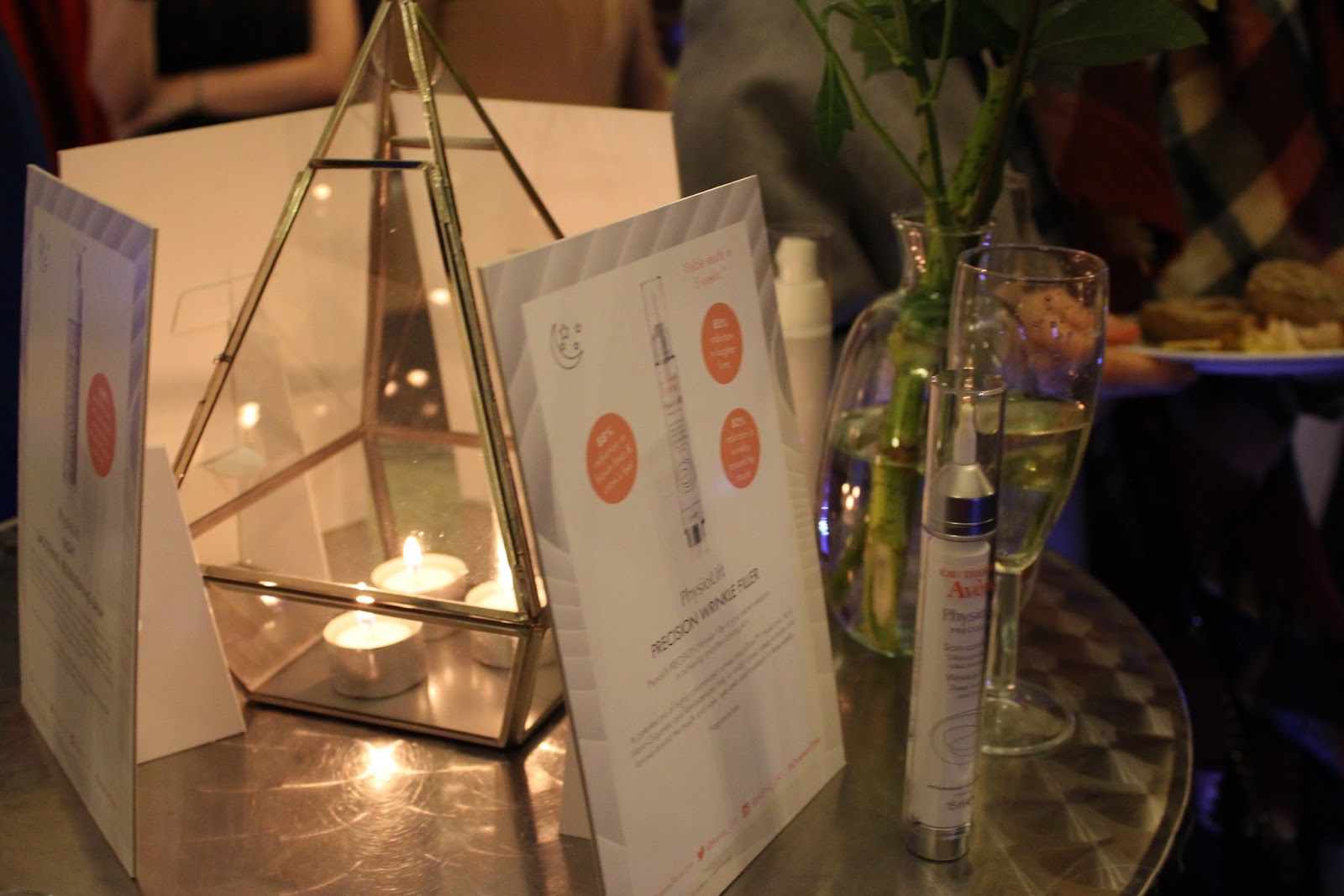 Avene 30 Plus Event - decor