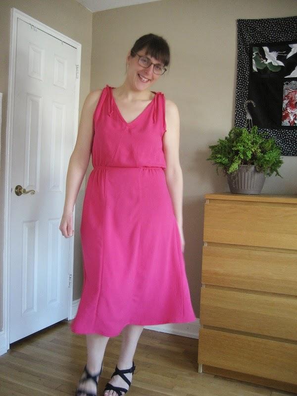Kathy Sews : Sew House Seven\'s Mississippi Ave Dress