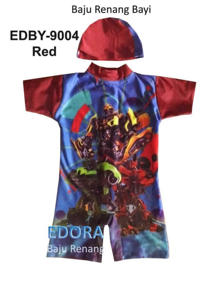 Baju Renang Bayi Lucu Baju Renang Bayi Lelaki EDBY 9004