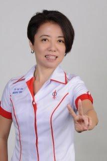 Nicole Tan Lee Koon, Social Politico