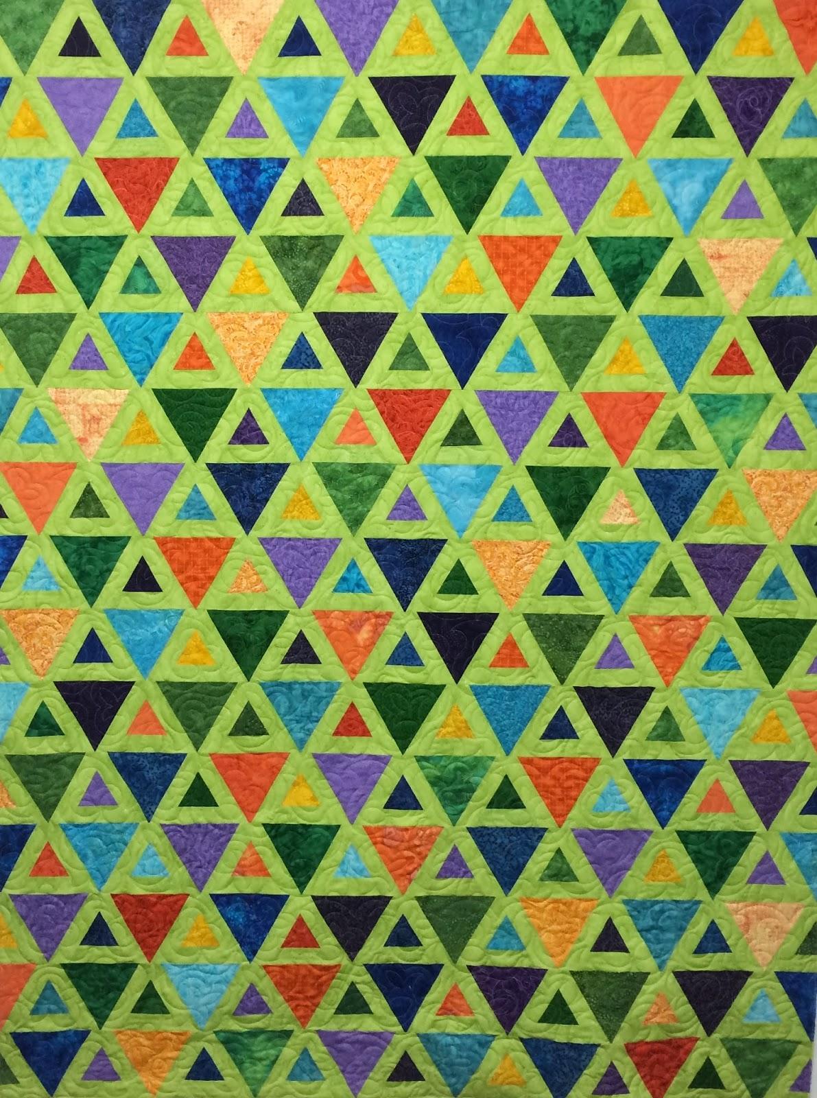 Kathy Ryan Grandson's Quilt