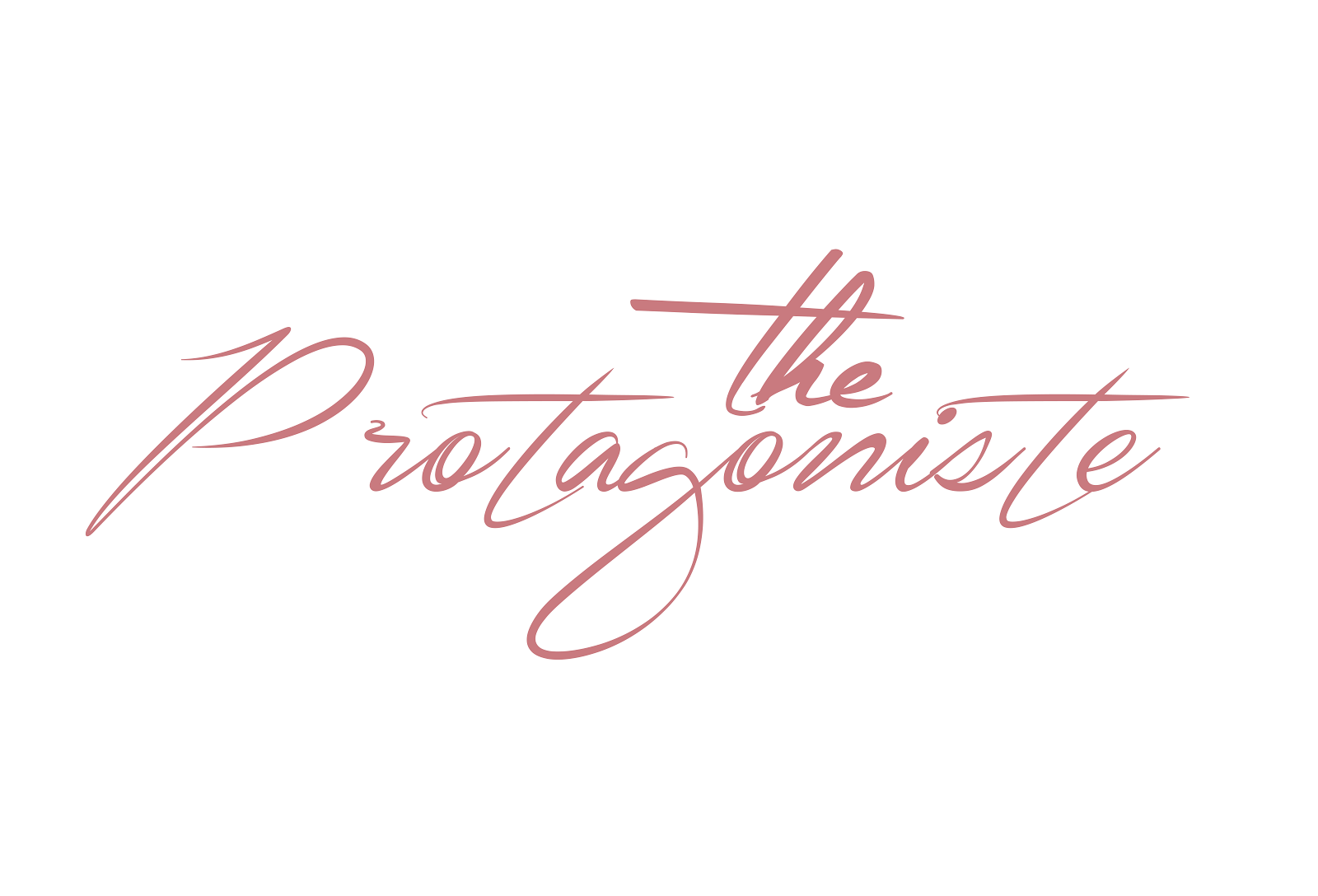 THE PROTAGONISTE