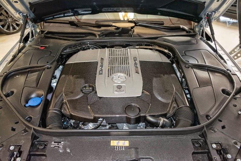 w222 amg engine