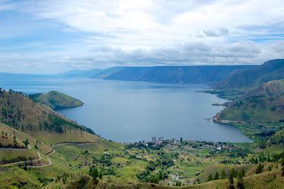 HISTOIRE du lac Toba