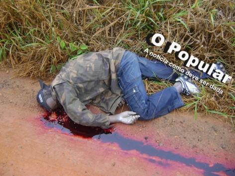 blog popular homem executado um tiro na cabe a