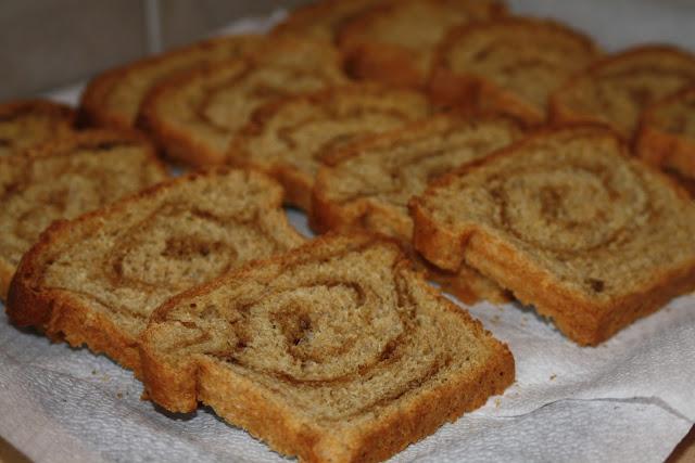 sfide - fette biscottate di farro (senza uova, senza latte e senza burro)