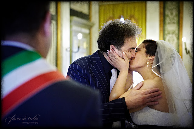 fotografo matrimionio Genova Palazzo Tursi