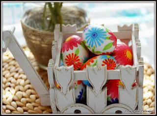 Spring Eggs