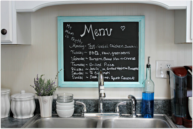 kitchen2 Mom keeping it 4 real in Kentucky home tour {Charming, recently renovated diy kitchen makeover}