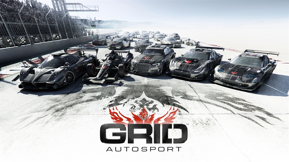GRID Autosport Download Poster