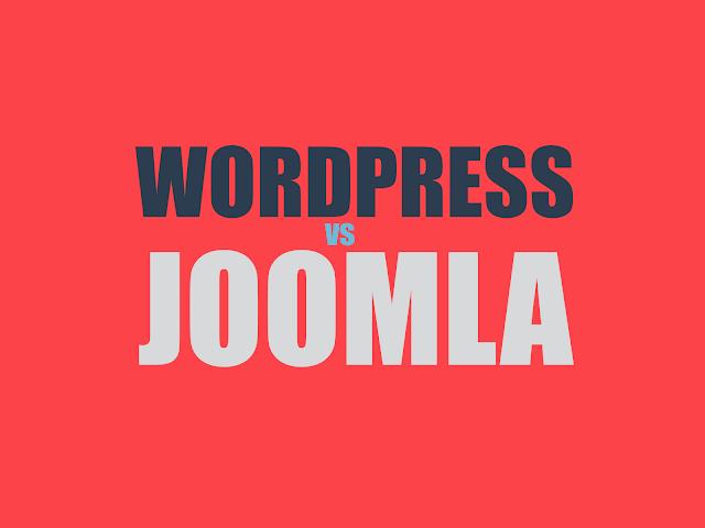 Wordpress vs Joomla