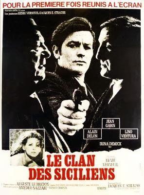 El clan de los sicilianos (1996) | Caratula | pelicula cine clásico