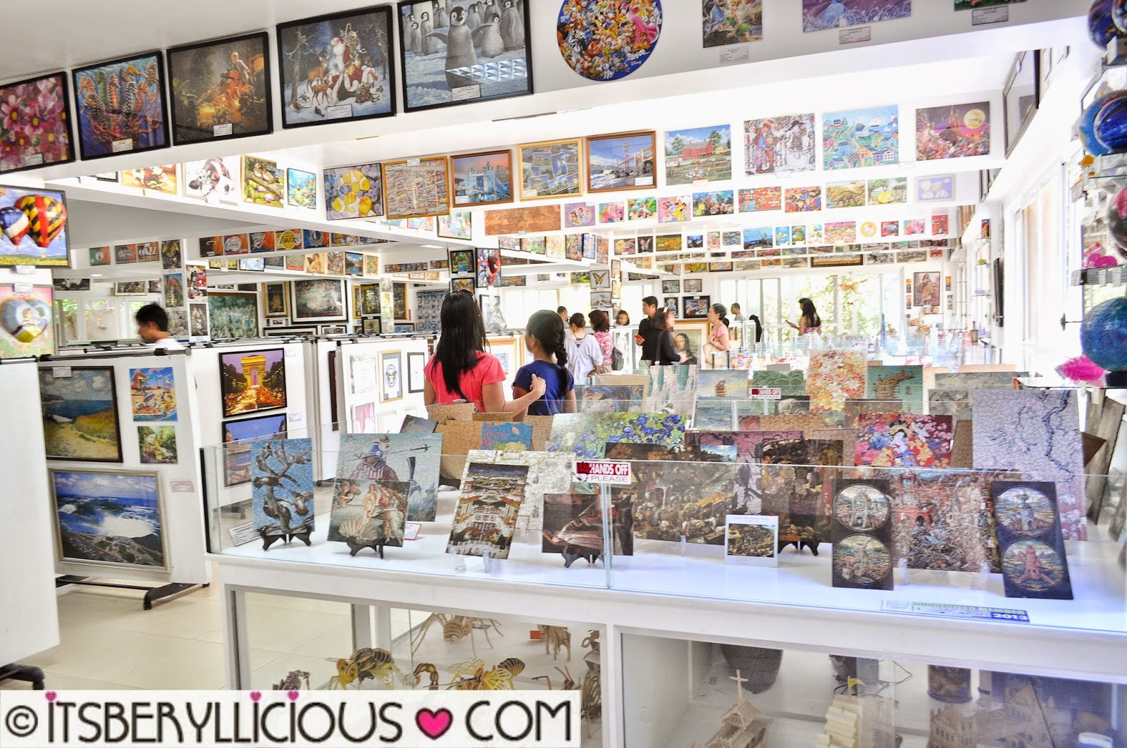 Places To Visit In Tagaytay Puzzle Mansion And Yokis