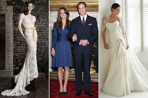 Prince William and Kate Middleton Royal Wedding