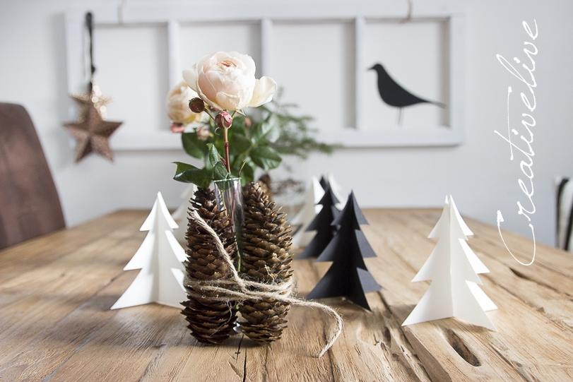 weihnachts deko im flur die besten 25 wohnzimmer weihnachtlich dekorieren ideen auf pinterest. Black Bedroom Furniture Sets. Home Design Ideas
