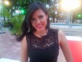 Actriz. Asistente de producción: Rocío Rodríguez