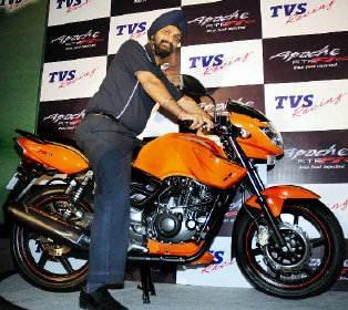 TVS Motor penyokong ekonomi India