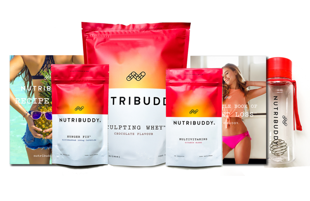 Loose Weight with Nutribuddy