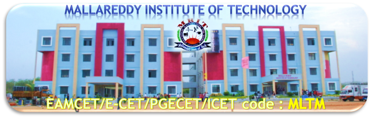 Malla Reddy Institute Of Technology