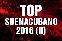 Artistas top Suenacubano en el 2016 (II)