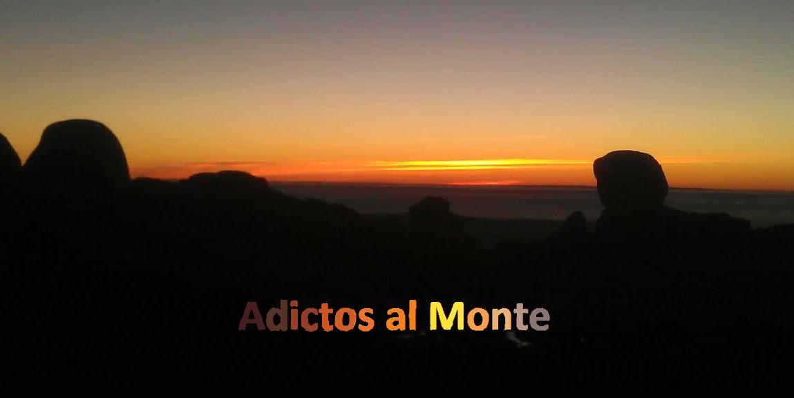 adictos al monte