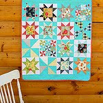 Happy Go Lucky Baby Quilt