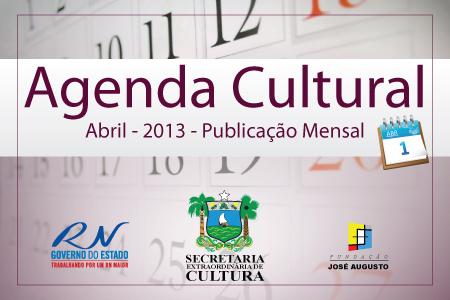 Agenda Cultural abril 2013