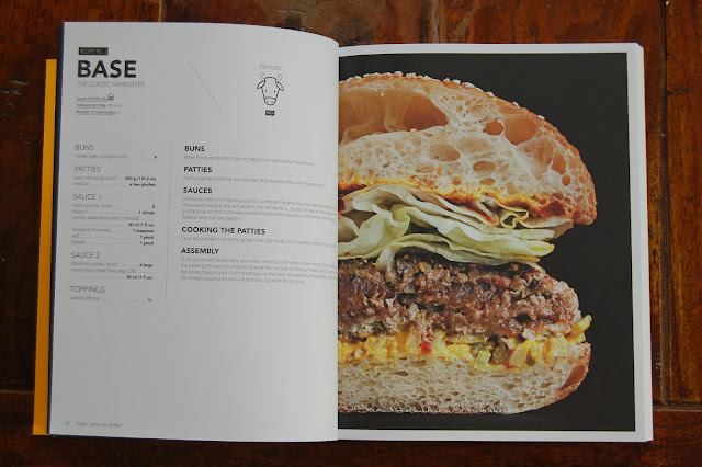 BLEND's classic Hamburger in Hamburger Gourmet.
