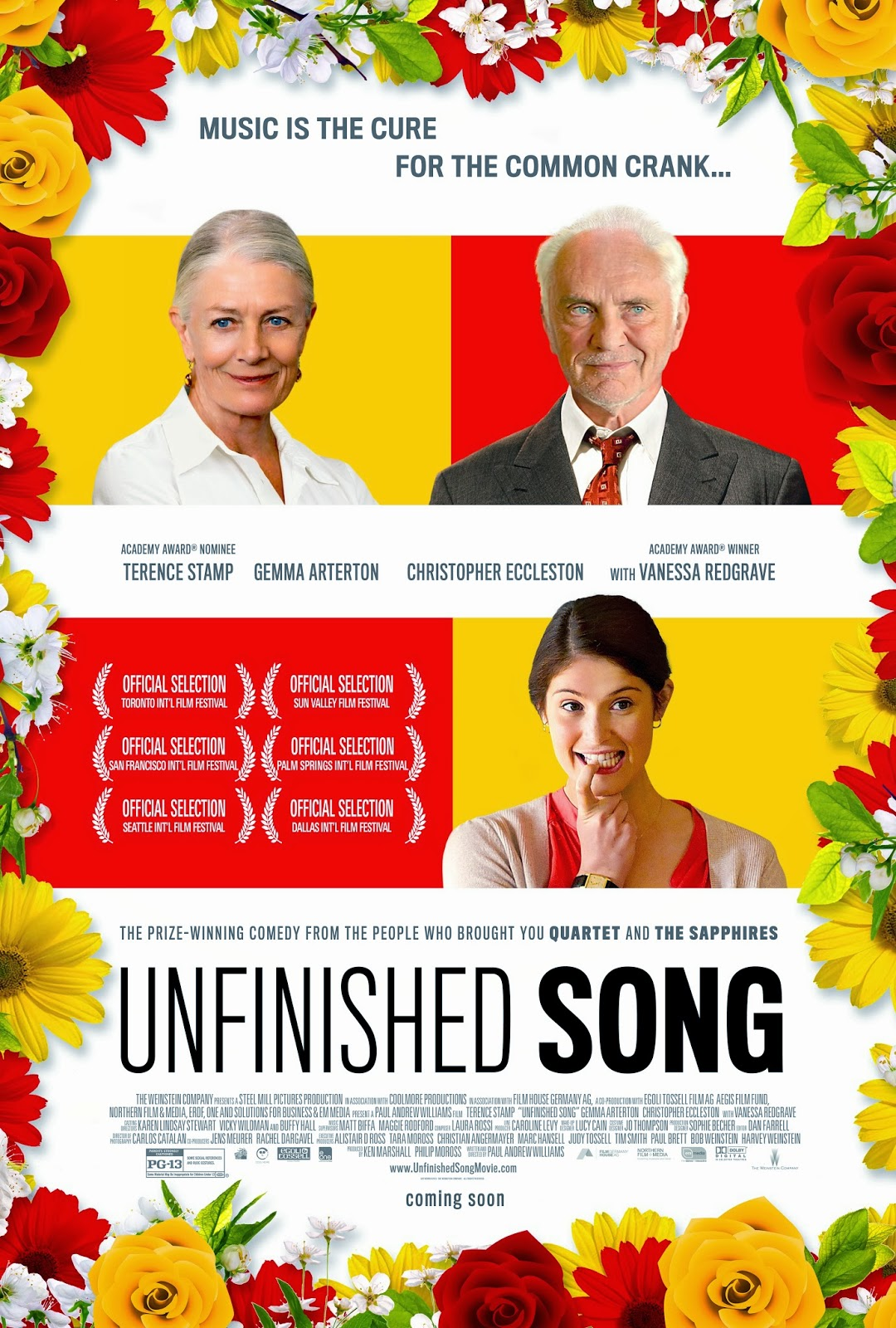 Unfinished Song full movie (2012)