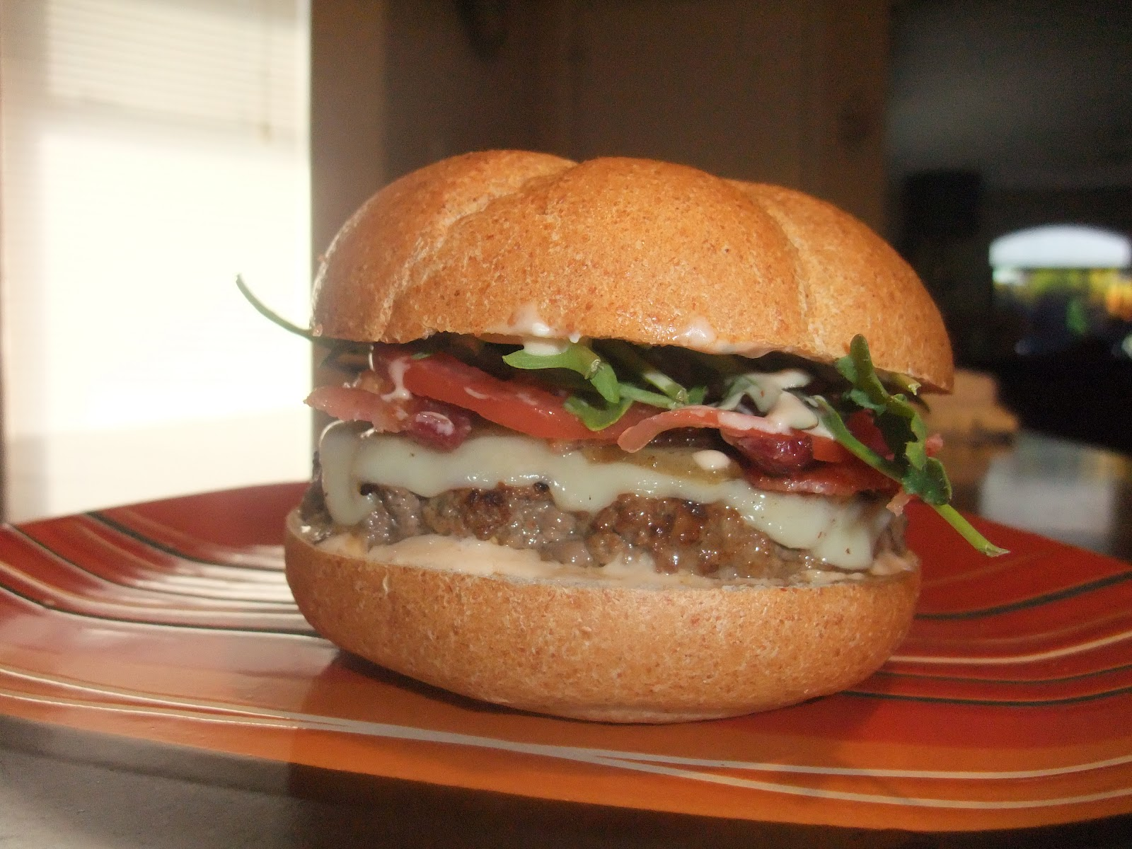Ultimate Sriracha Burger Recipe — Dishmaps